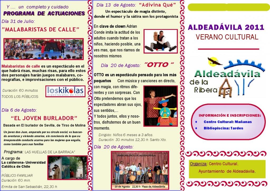 Programa de Verano 2011