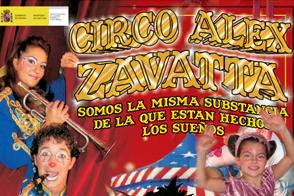 Circo Alex Zavatta - 5 al 16 de Mayo 2011 - Poblenou