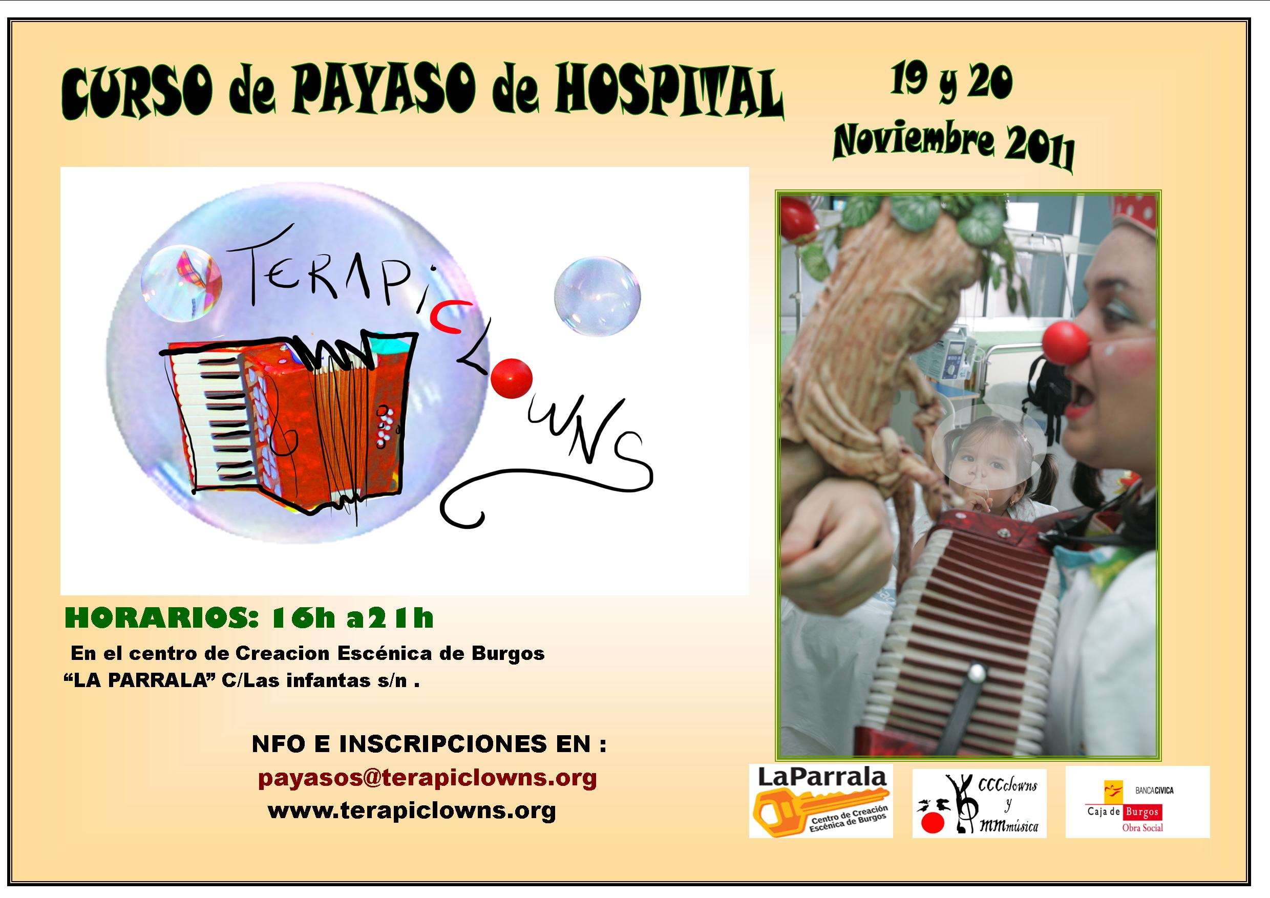 cartel-curso-payaso-hospit-nov1