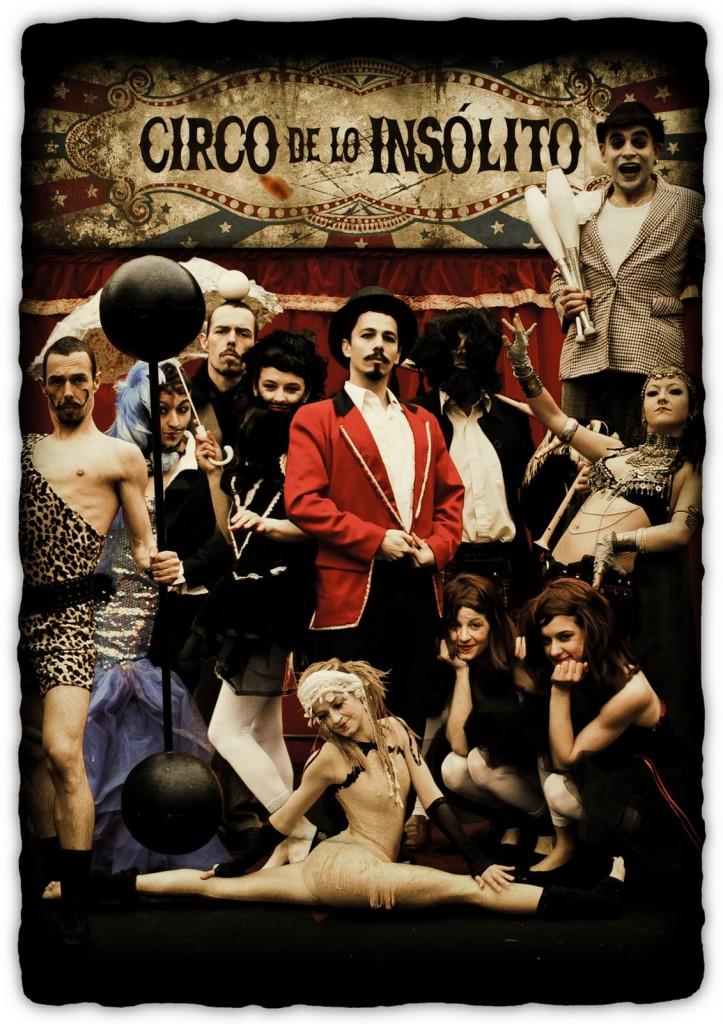 El circo de lo insólito en Torrelavega