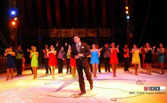 Compañia completa del circo Wonderland