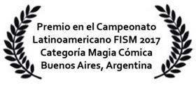 Premio Campeonato Latinoamericano
