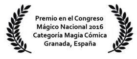 Premio Congreso Mágico Nacional