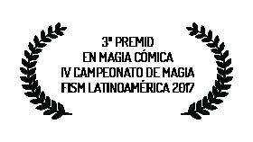 Premio Magia Comica 2017 FISM