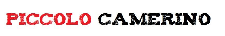 letras piccolo camerino