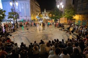 Teatro de calle - Lisboa Mágica