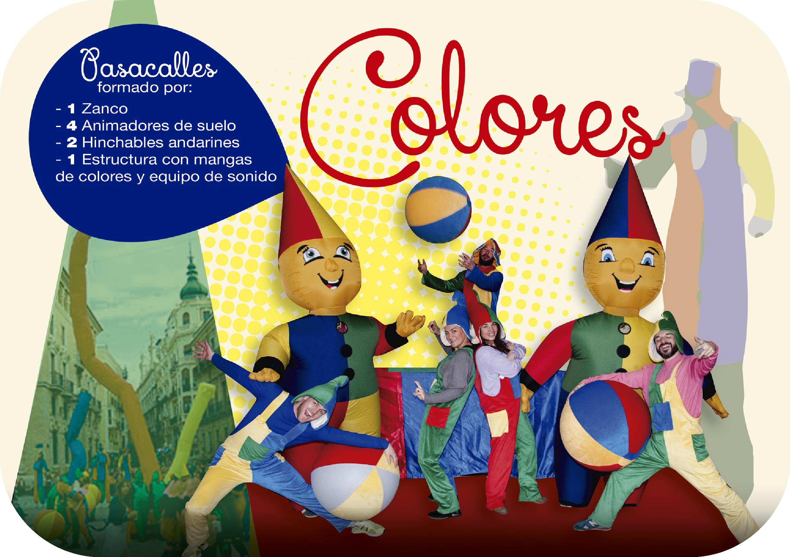 Colores - Dossier