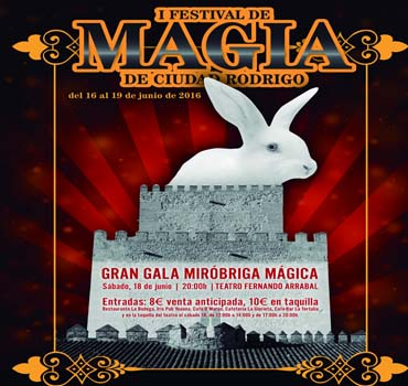 Festival de Magia y espectáculos de magia para niños