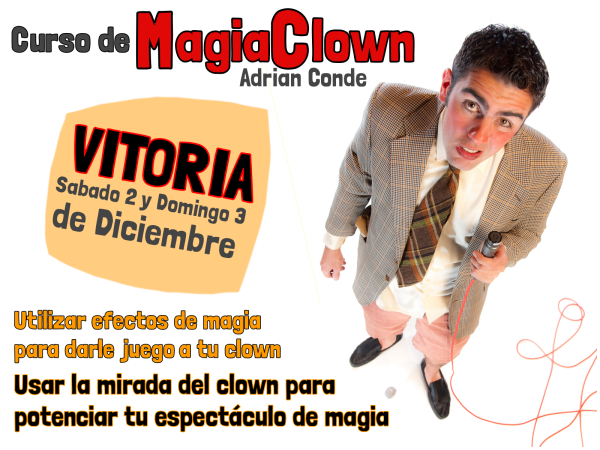 CURSO DE MAGIA CLOWN