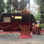 Teatro en caravana para calle